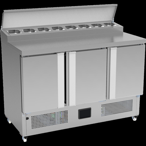 Refrigerated food preparation (RTSW 137 MS4 GNTE)