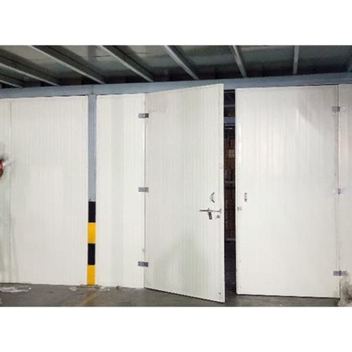 "Delhi/Ncr PUF Panels Partition Wall, 20""*10"", For Warehousing"
