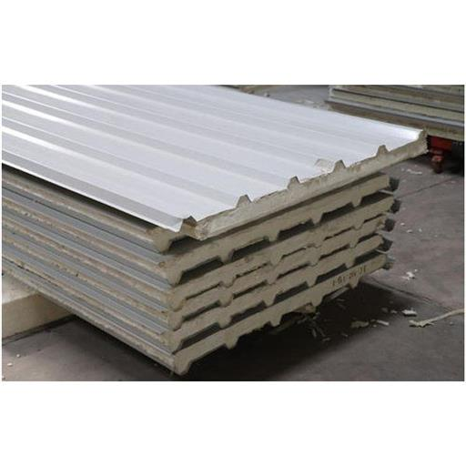 Roofing Panels, Insulation: Polyurethene, Thickness: 50 - 100 Mm