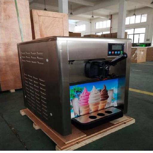 Singal flavor machine table top model