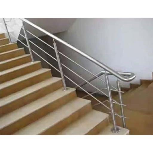 SS pipe railing