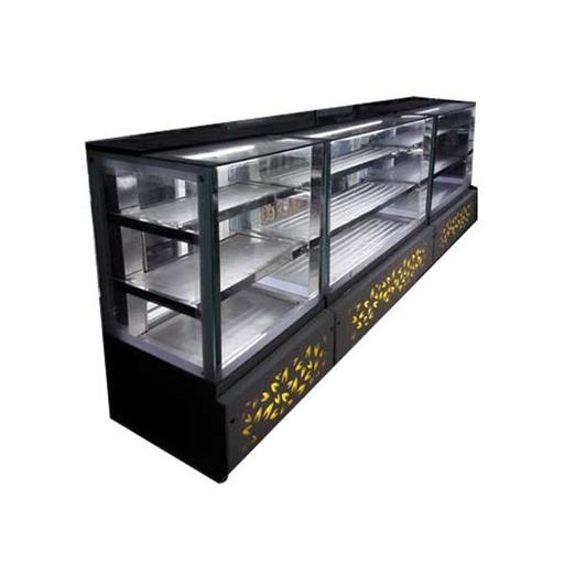 Stainless Steel Sweet Display Counter, 110 W ,Warranty: 1 Year
