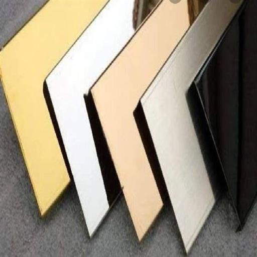 steel coloured combination sheets 304 grade