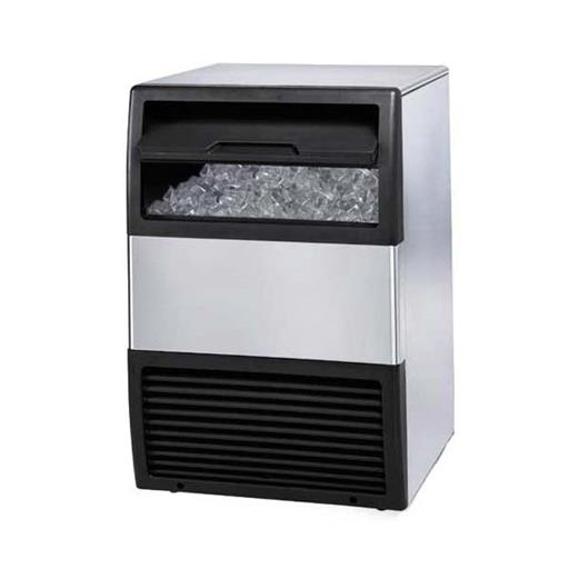 Semi-Automatic Commercial Ice Cube Machine, Flakes