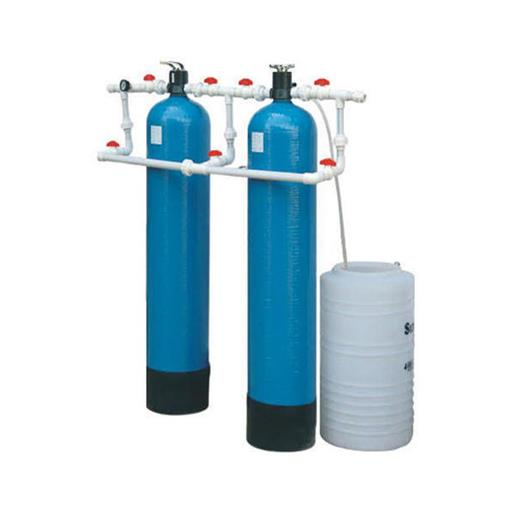 Semi-Automatic Polypropylene (PP) 2000-6000 LPH Water Softener