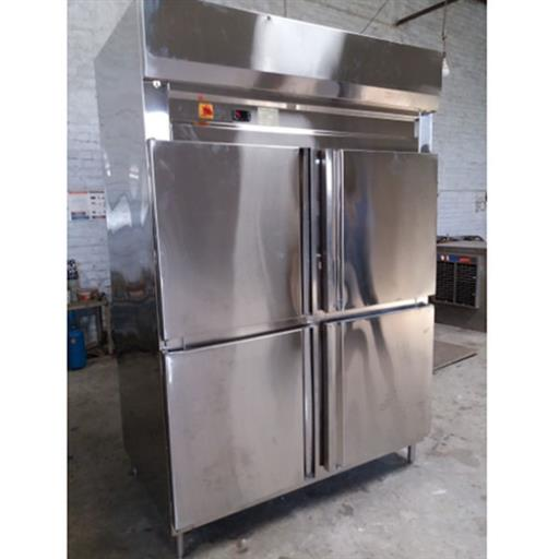 Silver Refrigerator, For Commercial