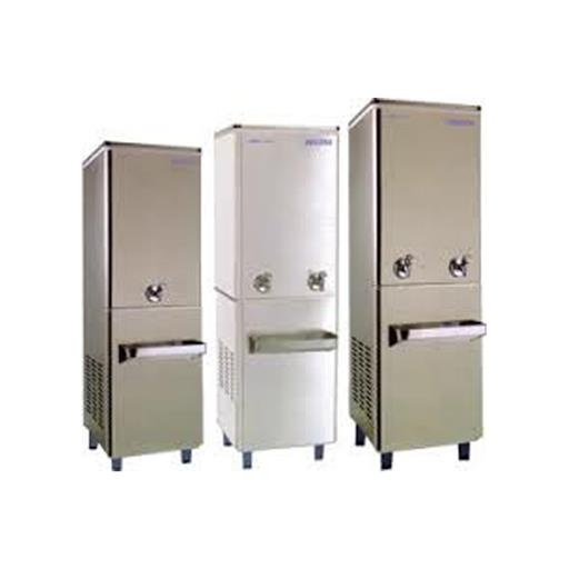 Silver Stainless Steel Water Cooler Voltas, For Commercial, Warranty: 1 Year