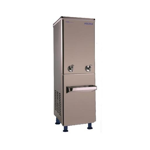 Silver Stainless Steel Water Cooler Voltas 40/80, Storage Capacity: 80 L, 2
