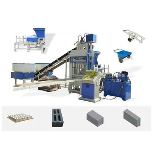 Fully Automatic High Pressure With Vibro Fly Ash Bricks Making Machine, For Constructions