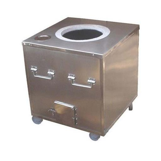 Square SS Tandoor, for Commercial