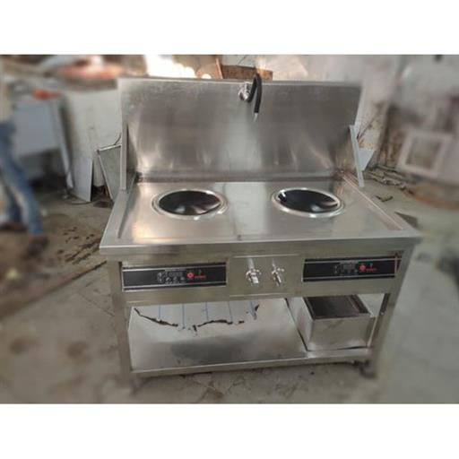 Ss Induction Chinese Wok
