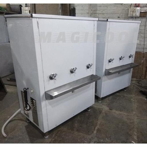 Stainless Steel Industrial Water Cooler, Storage Capacity: 200 L