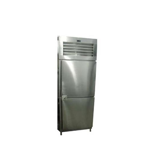 Stainless Steel Double Door Commercial Refrigerator, Storage Capacity: 600 L