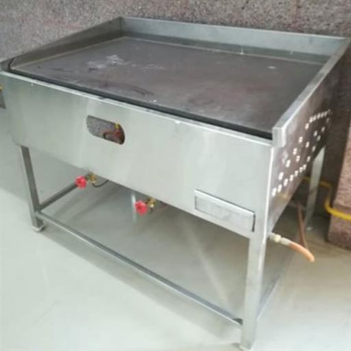Stainless Steel Electric SS Dosa Bhatti, for Restaurant