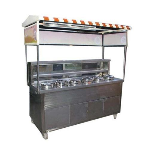 Stainless Steel Juice Counter