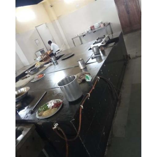 Stainless Steel SS Commercial Kitchen Equipment