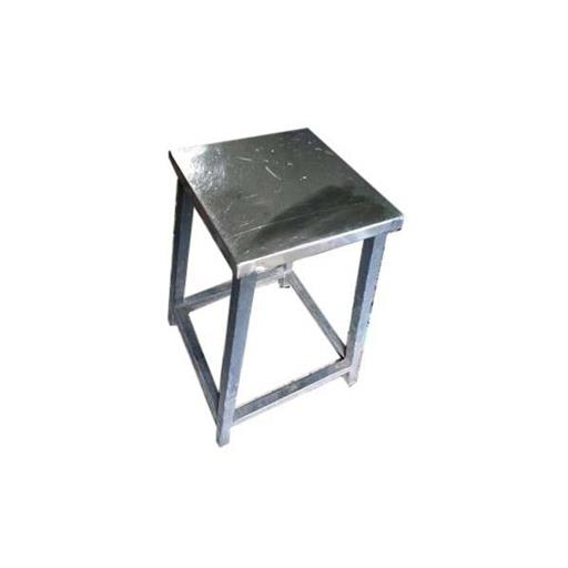 Stainless Steel Square SS Stool