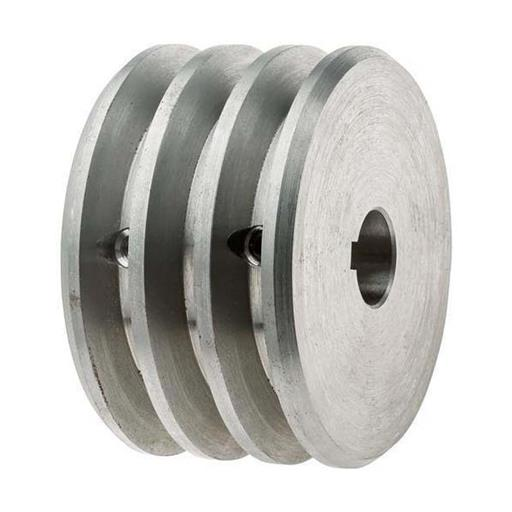 V Groove Pulley, for Conveyor, Capacity: 2 ton