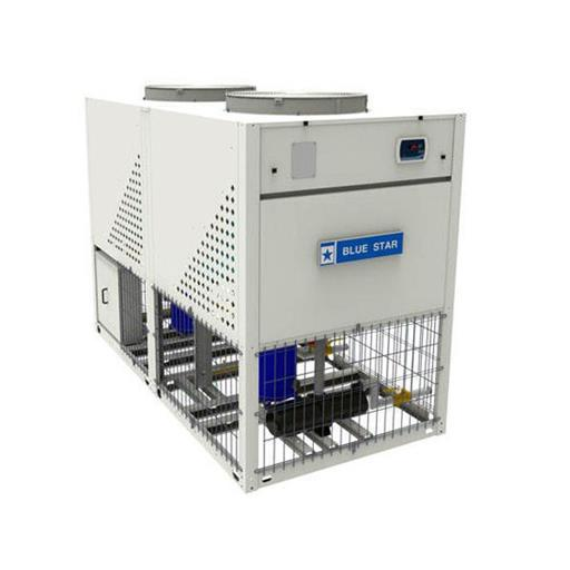 Water Cooled And Air Cooled Chiller System
