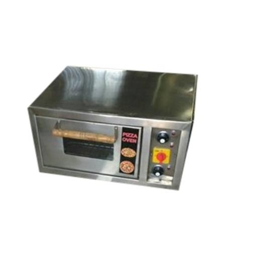 Automatic Stainless Steel Single Deck Pizza Oven