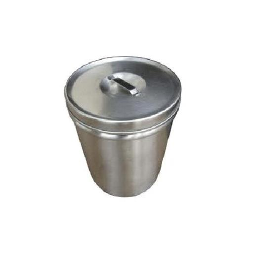 BSI Stainless Steel Storage Container, Capacity: 5 To 50 Ltr, Material Grade: Ss 316