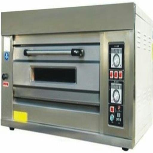 Automatic Single Deck Gas Oven, Capacity: 1, Model Name/Number: Gt1