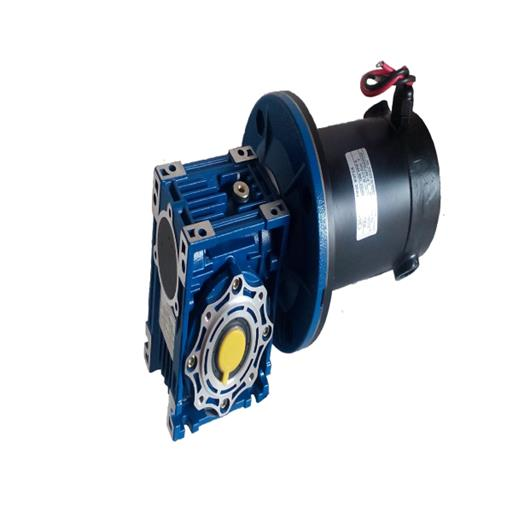 1500 Rpm 180 W Worm Geared Motor, For Industrial, Voltage: 230-415 V Ac