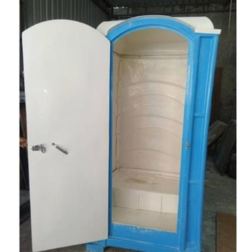 Modular FRP Portable Toilet, Model Name/Number 1, Tank Capacity: 500ltr