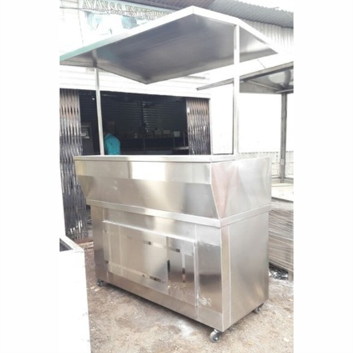 Portable Stainless Steel Counter