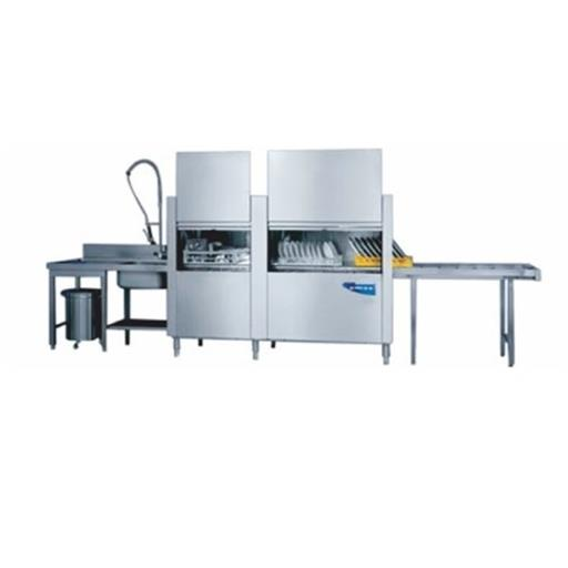 Stainless Steel Commercial Rack Conveyor Dishwasher