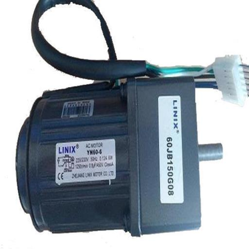 Linix Single Phase,3 Phase 6W AC Geared Motor, For Industrial