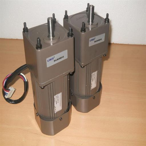 1500 Rpm Single Phase,3 Phase 60w Geared Motor, For Industrial, 230-415 V
