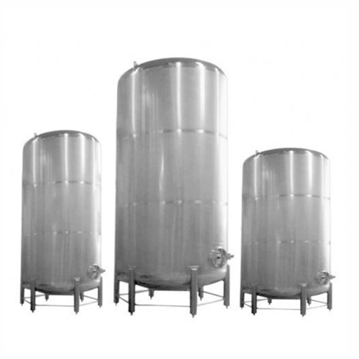 Water Stainless Steel Storage Tank, Storage Capacity: 500-1000 L