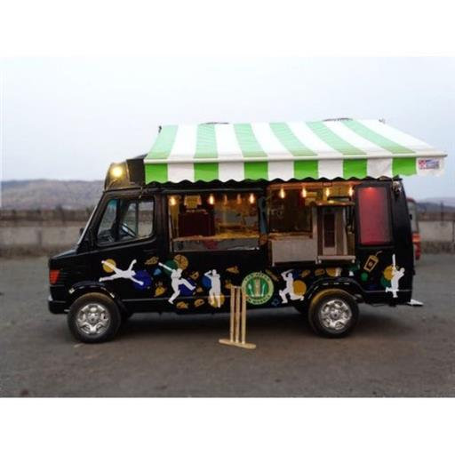 Wheels Of Meals Tempo Traveller Food Truck