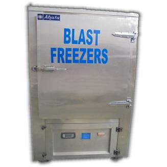 Portable Blast Freezer
