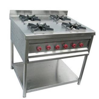 Commercial Burner Range