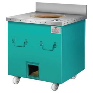 SS/MS Square Tandoor