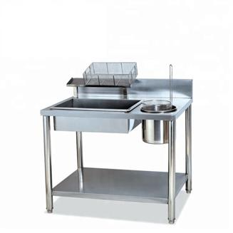 Breading Table