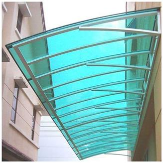 Transparent FRP Roofing Sheet, 5mm